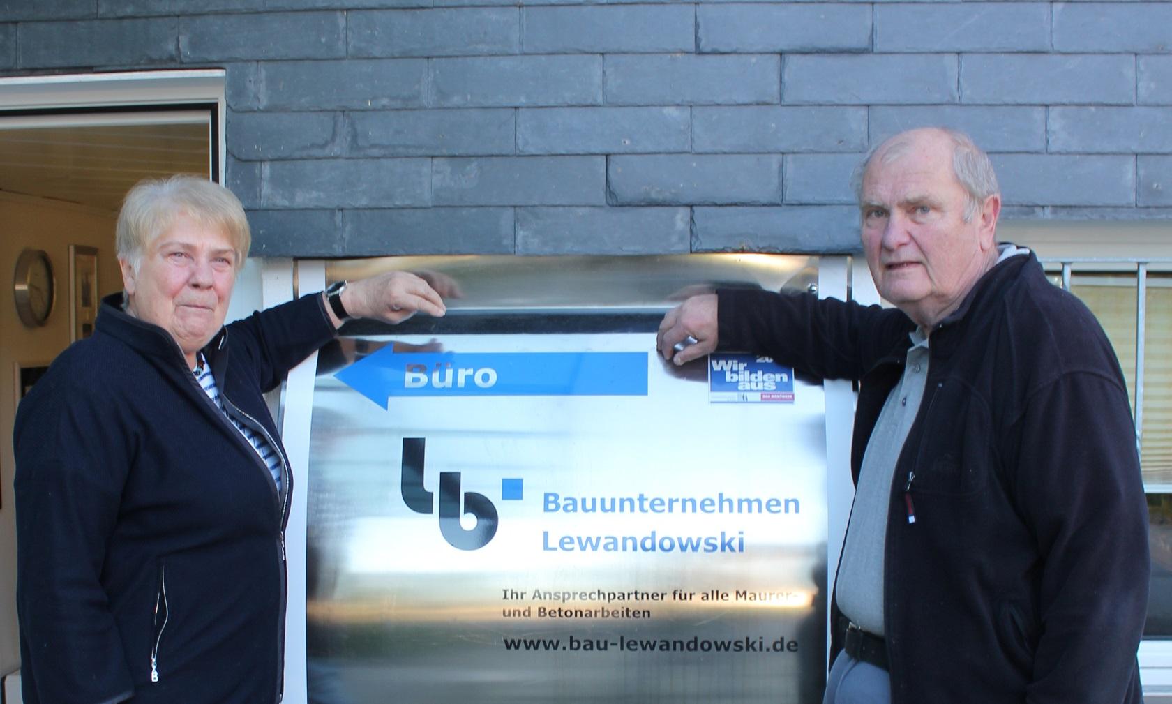 Ute und Bernhard Lewandowski